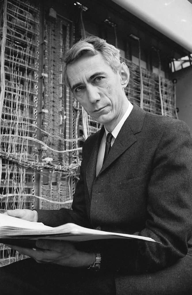 Claude Shannon associate of Ed Thorp